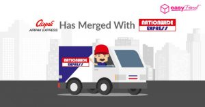 nationwide cheapest courier