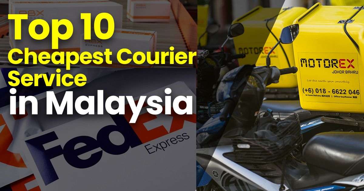 cheapest courier service