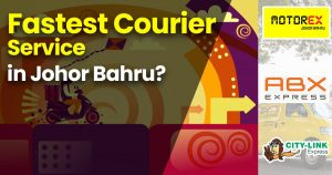 fastest courier service in johor bahru same day delivery