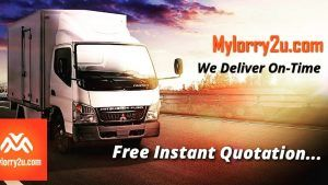 mylorry2u lorry service delivery