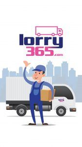 lorry365 lorry delivery