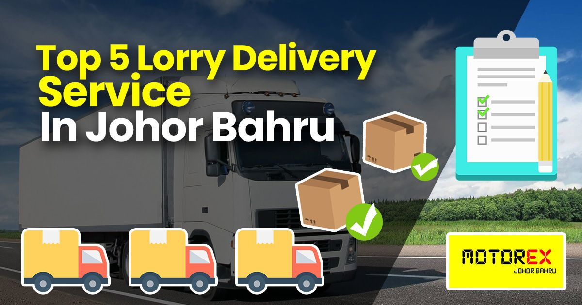 top 5 lorry delivery services