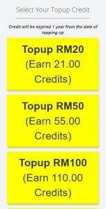 Motorex Top up system